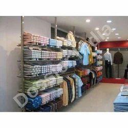 Garment Slotted Pillar