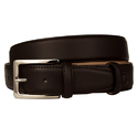 Dark Brown Men Belt