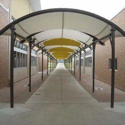 Tensile Structure Walkway