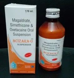 Mageldrate Smithecone Oxetacaine Oral Suspension