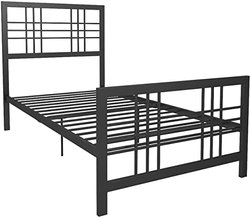 MS Single Bed, Without Box, Size: Standard