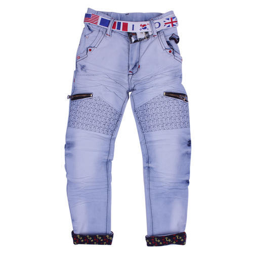 b1b72d515a87 Boys Blue Designer Denim Kids Jeans, Rs 380 /piece, Vandana Apparels ...