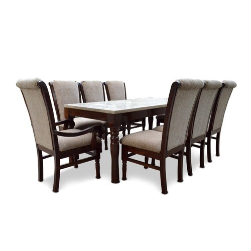 Dining Table 8 Seater Marble Top Off 62, 8 Seater Round Table