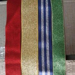 Colored Lurex Elastic Tape
