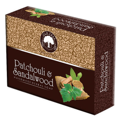 Old Tree Hotel Patchouli And Sandalwood Soap