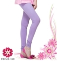 Cotton Spandex Leggings, 4-Way Stretchable
