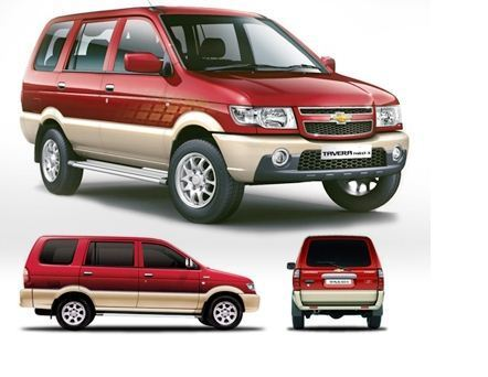 Chevrolet Tavera Car View Specifications Details Of Motor Cars