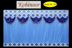 Light Blue Tent Sidewall