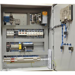 Three Phase Stainless Steel PLC Control Panel