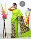 khesh cotton gurjari saree
