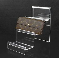 Acrylic Wallet Display Stand