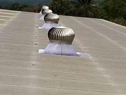 SS 304 gradeTurbine Roof Ventilator