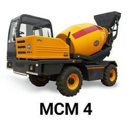 Self Loading Mobile Concrete Mixer (MCM 4)