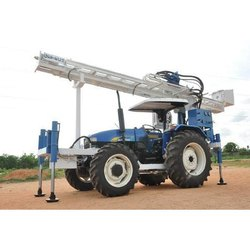 Core Drilling Tractor Mounted Rig