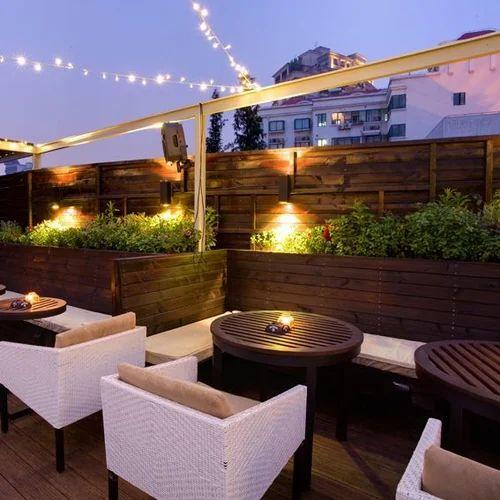 Rooftop Restaurant Interior Design Service In Salt Lake City