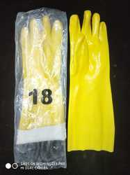 18'' Inch Supported  Hand Gloves