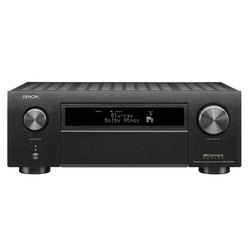 Denon AVR-X6500H Receiver - 8 HDMI in /3 Out, High Power 11.2 Channel (140 W/Ch) Amplifier Home Thea