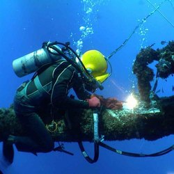 Underwater Rock Blasting Service