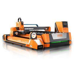 Pipe And Plate Fiber Laser Cutting Machine
