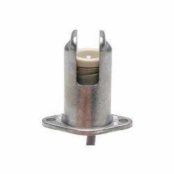 Aluminium Silver Multi B 22 Lamp Holder for Electrical Fitting, Base Type: B22
