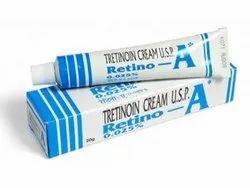 Retino A 0.025% Cream USP