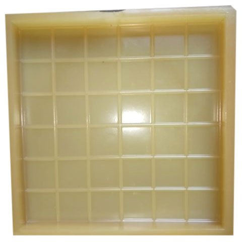 Square PVC Tile Mould, Packaging Type: Gunny Bag