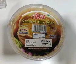 Jain Sambar Dry Dosa