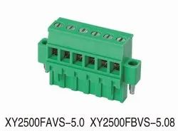 xy  2500  F-BVS  FEMALE ST WITH SIDE SCREW