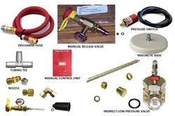 Aluminium Alloy Fire Suppression Accessories