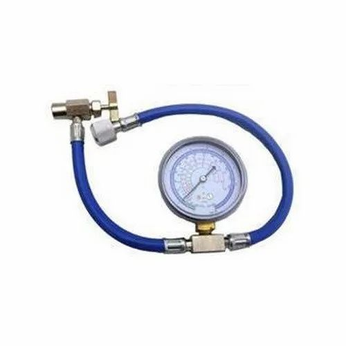 Charging Hose, Size: 1/2 inch Refrigeration Gas