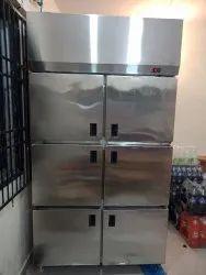 Single glass door vertical Refirgeretor