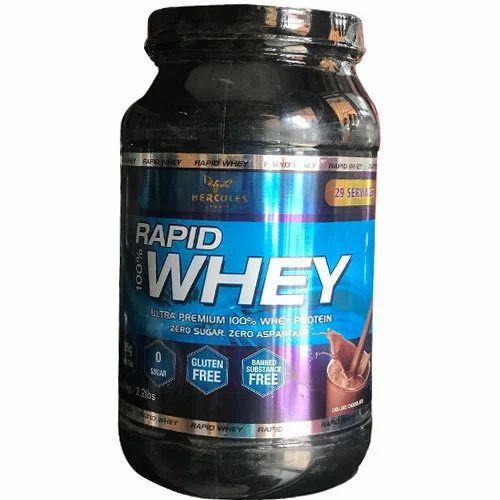 f1437dc0c Hercules Saputo Rapid Whey Protein Powder