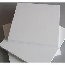 6 mm White PVC Board