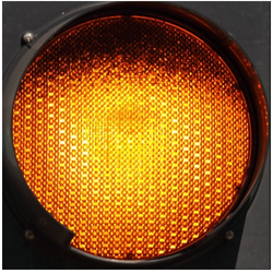 Led Traffic Signals Amber Traffic Signal Light