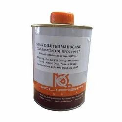 STAIN DILUTED MAHOGANE Paint