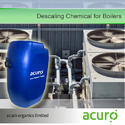 Liquid Descaling Chemical For Boilers, For Industrial