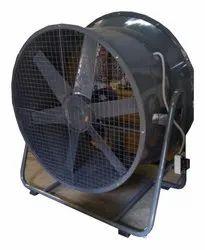 Ip55 Pedestal Man Cooler Fan, 960 - 1400 Rpm, Warranty: 1 Year