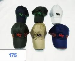 Fancy Embroidery Caps And Hats, Code 175