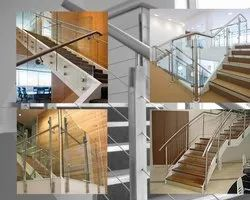 Staircase Stairs Handrail for Home