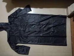 KNR黑色雨衣,尺寸:免费