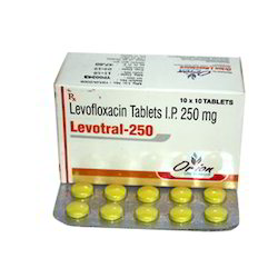 Levofloxacin 250mg Tablets