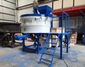 Ms Fully Automatic Concrete Planetary Mixer, For Industrial, Capacity: 20kg To 3000kg