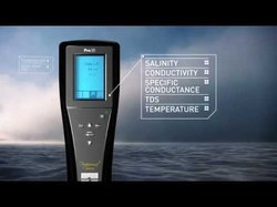 YSI Pro30 Conductivity, Salinity Instrument