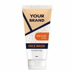 Skin Clear Acne Face Wash