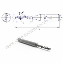 AXIS Solid carbide Micro drills