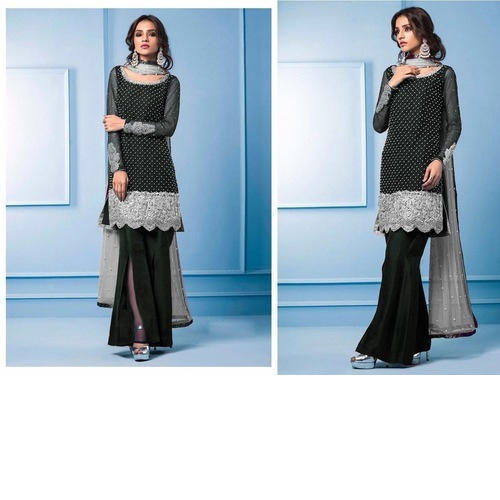 84589420b3 Ladies Full Sleeves Pakistani Suit, Size: 36 To 44, Rs 1500 /piece ...