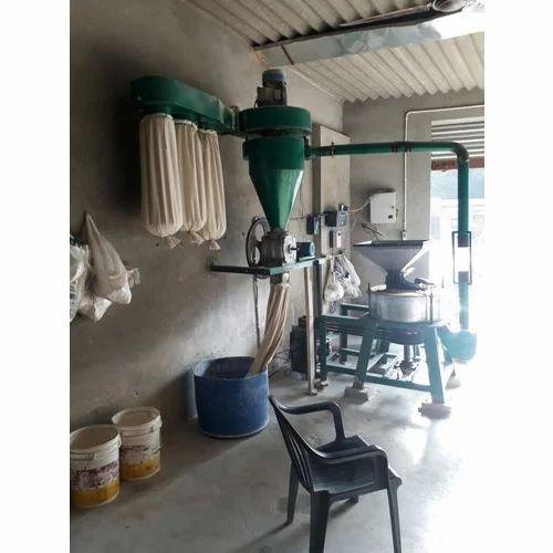 Commercial Flour Mill Plant
