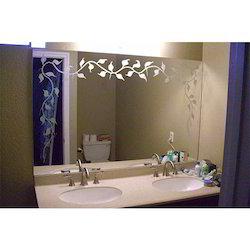 Elegant Vines Sans Soucie Decorative Mirrors