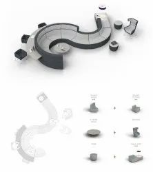 Elements Integrated Smart Seating C5