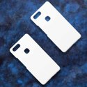 Polycarbonate White Vivo X20 3d Sublimation Mobile Back Blank Cover